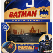 Corgi 1:43 Batman Batmobile 2000 Dc Comics Batimovil Nortoys