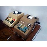 Sumadoras Olivetti Manual Y Eléctrica Antiguas Gran Oferta