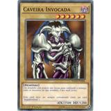 Caveira Invocada Yugioh Original