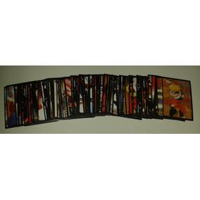 36 Cards Naruto Shippuden Todas Cartas Diferentes Frete R$ 5