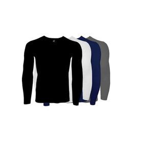 Camisa Térmica Segunda Pele Kanxa Manga Longa