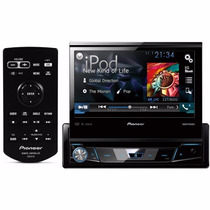 Dvd Automotivo Pioneer Avh-x7780tv X7780 Com Tv Digital 2015