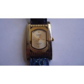 920114676e7 Relogio Potenzia Quartz Feminino Dourado - Relógios De Pulso
