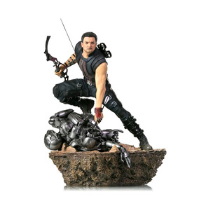 Age Of Ultron Hawkeye - 1/6 Battle Diorama - Iron Studios