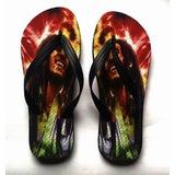 Chinelo Reggae Bob Marley