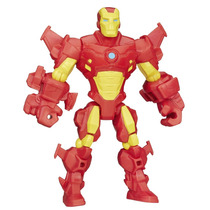 Boneco Iron Man Marvel Super Hero Mashers Hasbro