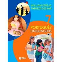 Livro Português Linguagens - 7 ºano : Atual Editora
