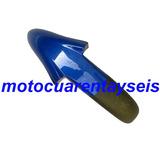 Guardabarro Delantero Zanella Rx 150 Modelo Nuevo
