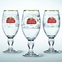 Ed. Limitada India Perú Kenya Haiti / 6 Copas Stella Artois