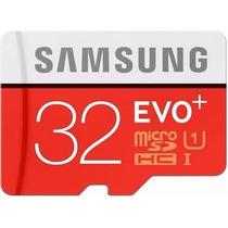 Cartão Memória Micro Sd 32gb Samsung Class10 Galaxy S6