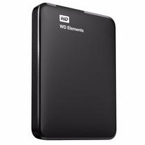 Disco Rigido Externo Western Digital Elements 1tb Usb 3.0 Wd