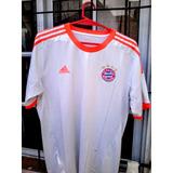 Camiseta Bayer München #7 Ribery Adidas Alterativa