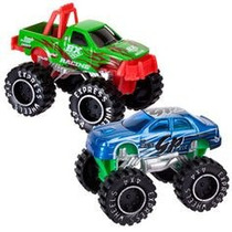 Carritos Turbo Wheels Monster Truck Camion Mostre