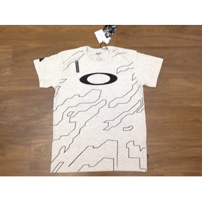 Camiseta Oakley Weighted 60%off Mcd Hurley Volcom