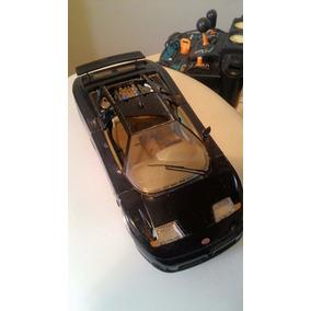 Burago 1/18 1991 Bugatti Sucata Arremate