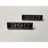 Ford Mustang 69 70 Emblema Motor 390