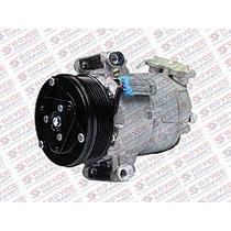 Compressor Ar S10 / Blazer / Troller 2.4 2.8 Gas. 2.8 Dies.
