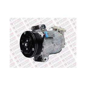 Compressor Ar Delphi S10 Blazer / Troller 2.4 2.8 Gas Ou Die