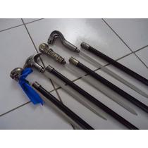 Bengala Espada Punhal Faca Camuflada 4 Modelos Diferentes
