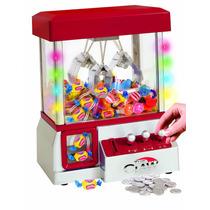 La Garra The Claw Toy Grabber Maquina De Caramelos Con Leds