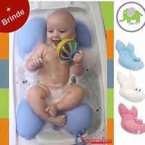 Almofada Para Banho Bebê Baby Pil