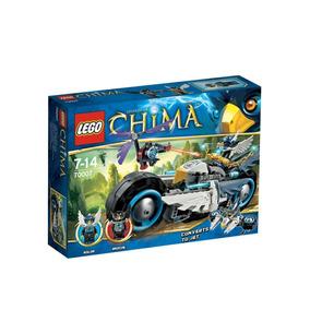 Lego Chima 70007 - A Dupla Motocicleta De Eglor