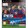 Pes 17 Ps3 Juego Original Físico Sellado