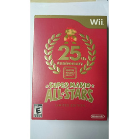 Super Mario All Stars Limited Edition 25th Anniversary
