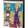 Lamina Comestible Personalizada Dragon Ball Z Goku Vegeta