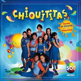 Chiquititas - Trilha Sonora - Cd