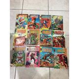 Lote De 12 Comic Diabolico Vintage