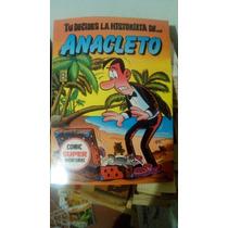 Comic Anacleto El Lio De Las Maletas