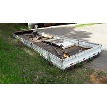 Carroceria Em Aço Jardel Para Caminhão Trucado 6x2