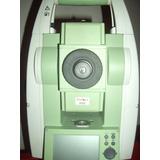Vendo Estação Total Leica Ts-02 R400-medição Sem Prisma