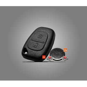 Kit Capa Chave Renault - Clio/symbol