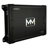 Amplificador Autotek M1400.4 De 1400 Watts Max.