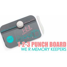 1 2 3 Punch Board ( Sobres Cajas Y Moños) Scrapbook