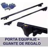 Barras Porta Equipaje Ford Eco Sport Hierro Negro Con Llaves