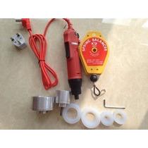 Maquina Tapadora Manual Electrica 220v 10-50mm