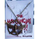 Los Juegos Del Hambre Hunger Games Collar Sinsajo Mockingjay