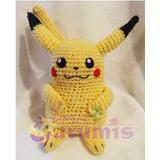 Amigurumis Crochet Pokemon Kawai