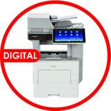 Fotocopiadora Ricoh Aficio Mp 501 Spf Multifuncional