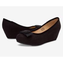 Zapatos Sahara Negros Pr-8172722