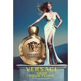 Perfume Eros Pour Femme De Versace 100ml Tester / Probador