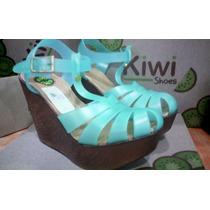Sandalias Altas Marca Kiwi Nueva Colección