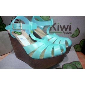 Sandalias Altas Marca Kiwi Nueva Colección Talla 36