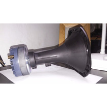 Trompeta Con Su Driver Lista Para Sonar 1pulgada Heatsound
