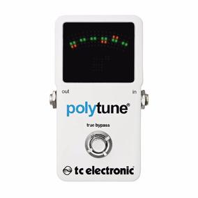 Pedal Afinador Polytune 2 Tc Eletronic