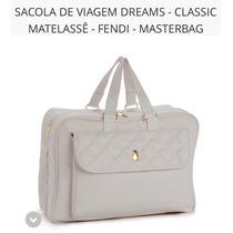 Muito Novo! - Kit 2 Bolsas Masterbag (mala + Sacola)+brinde
