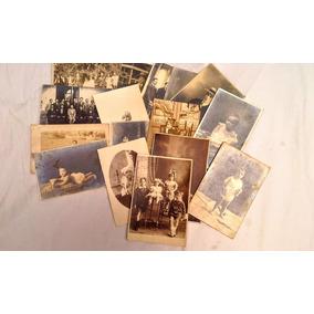 Lote Foto Postales Antiguas Niños Hombres Megusta_melollevo